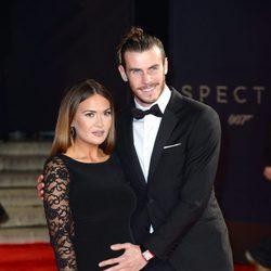 Gareth Bale y Emma Rhys-Jones anuncian que esperan su segundo hijo