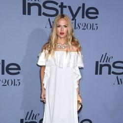 Rachel Zoe en los InStyle Awards 2015
