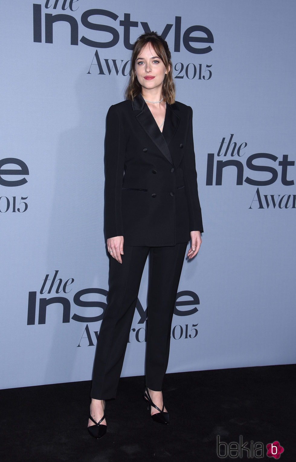 Dakota Johnson en los InStyle Awards 2015