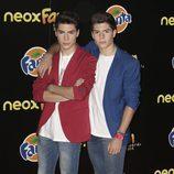 Los Gemeliers en los Neox Fan Awards 2015