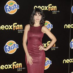 Xenia Tostado en los Neox Fan Awards 2015