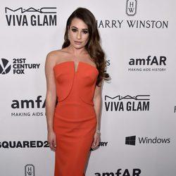 Lea Michele en la Gala amfAR 2015 de Los Angeles