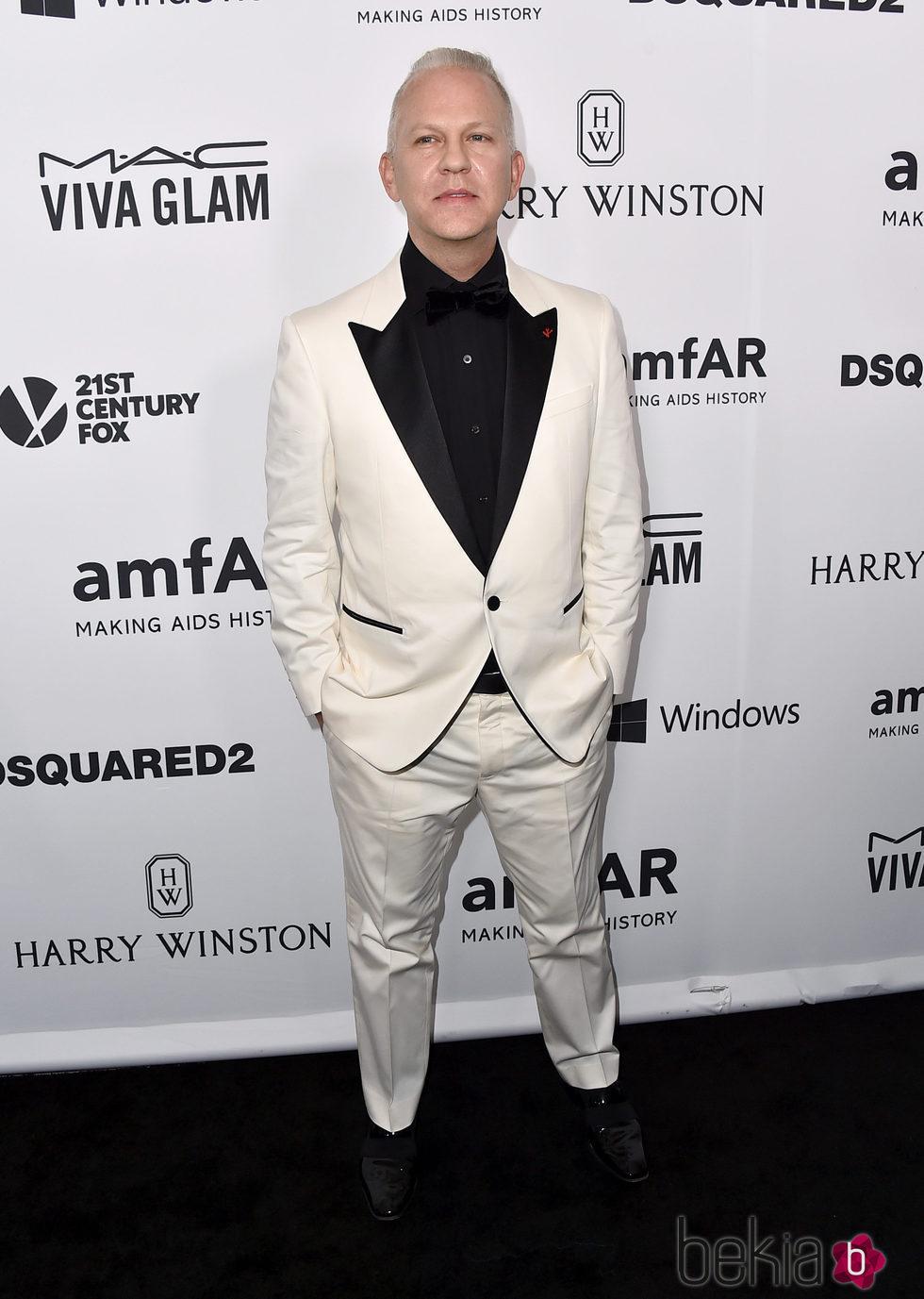 Ryan Murphy en la Gala amfAR 2015 de Los Angeles