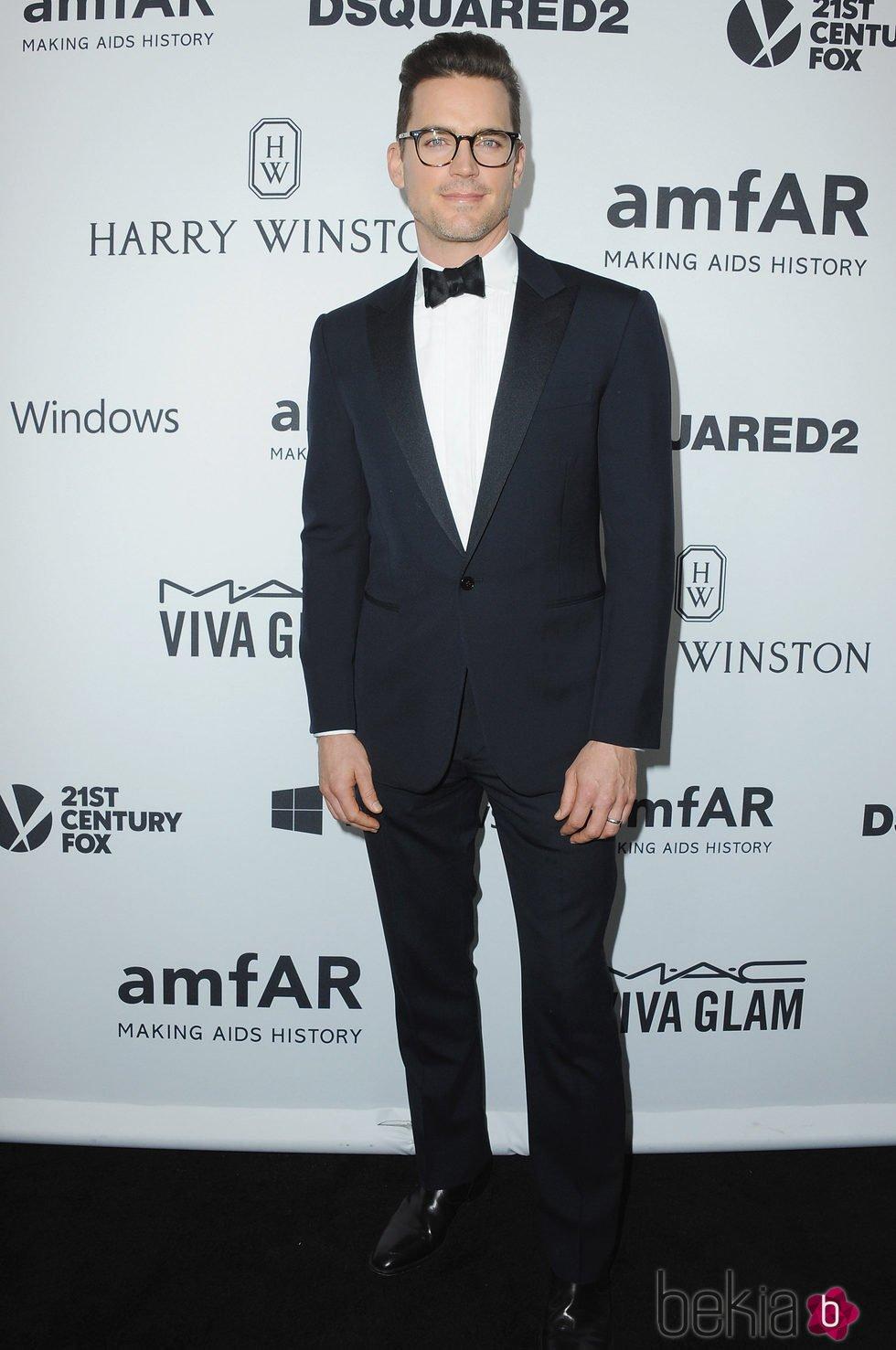 Matt Bomer en la Gala amfAR 2015 de Los Angeles