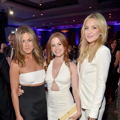Jennifer Aniston, Isla Fisher y Kate Hudson en el Premio de la Cinemateca Americana 2015