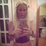 Soraya Arnelas se convierte en Khaleesi de 'Juego de Tronos' para celebrar Halloween 2015