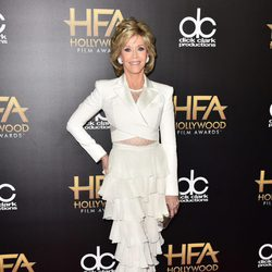 Jane Fonda en los Hollywood Film Awards 2015