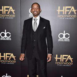 Will Smith en los Hollywood Film Awards 2015
