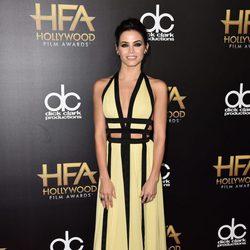 Jenna Dewan en los Hollywood Film Awards 2015