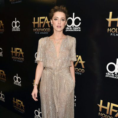 Amber Heard en los Hollywood Film Awards 2015
