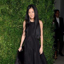Vera Wang en la entrega de los CFDA 2015/ Vogue Fashion Fund