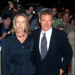 Melissa Mathison y Harrison Ford se divorciaron en 2004