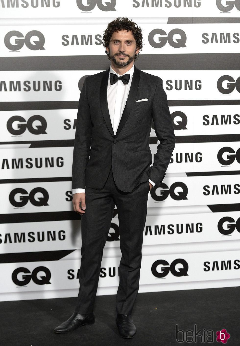 Paco León en los Premios GQ Hombres del Año 2015