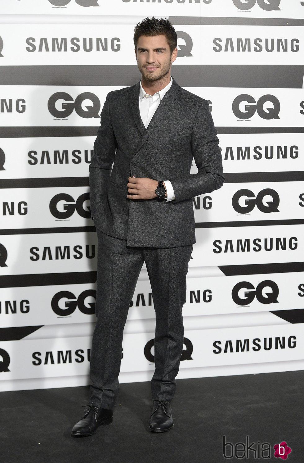Maxi Iglesias en los Premios GQ Hombres del Año 2015