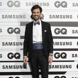 Enrique Solís en los Premios GQ Hombres del Año 2015