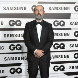 Javier Cámara en los Premios GQ Hombres del Año 2015