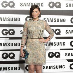 Miriam Giovanelli en los Premios GQ Hombres del Año 2015