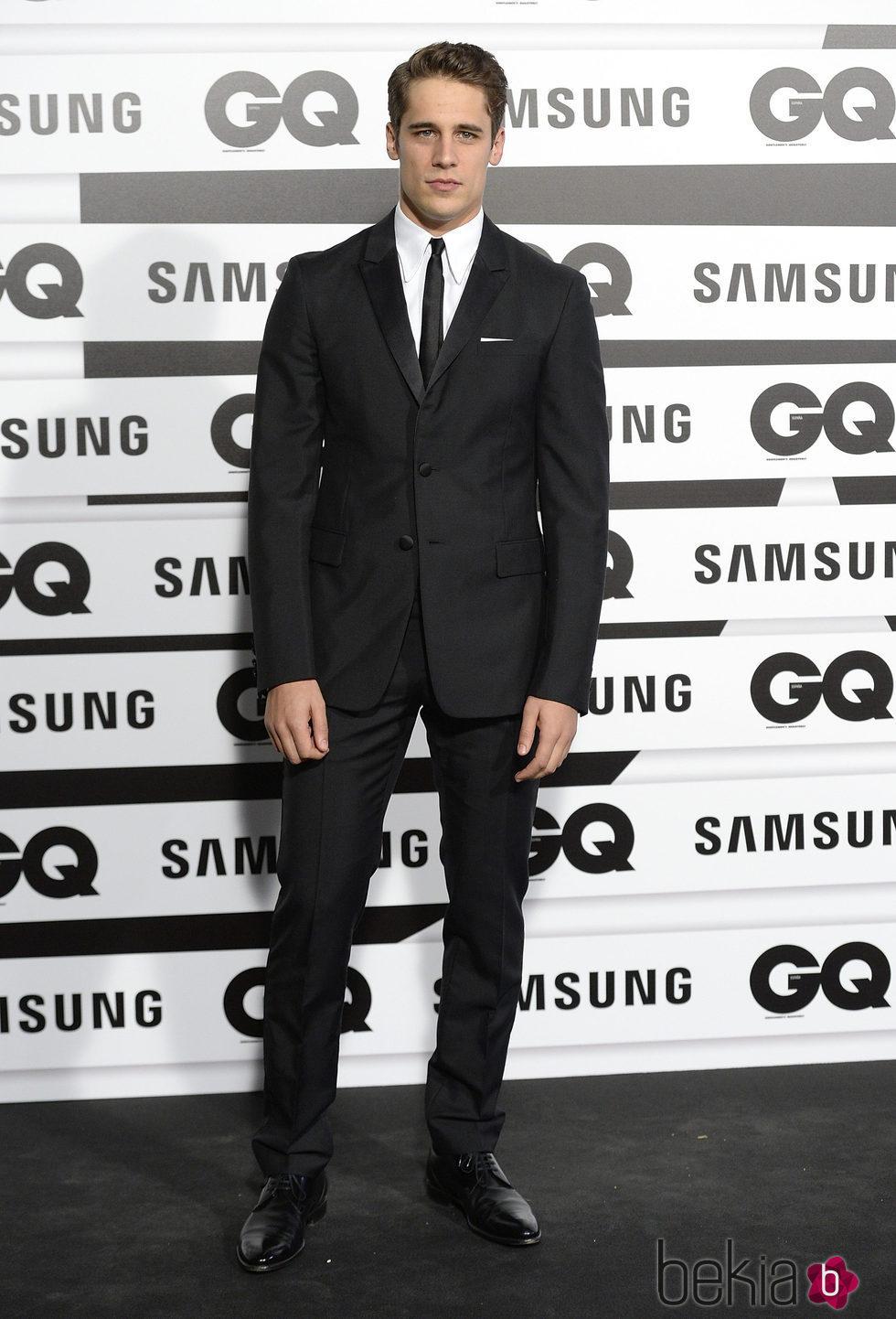 Martín Rivas en los Premios GQ Hombres del Año 2015