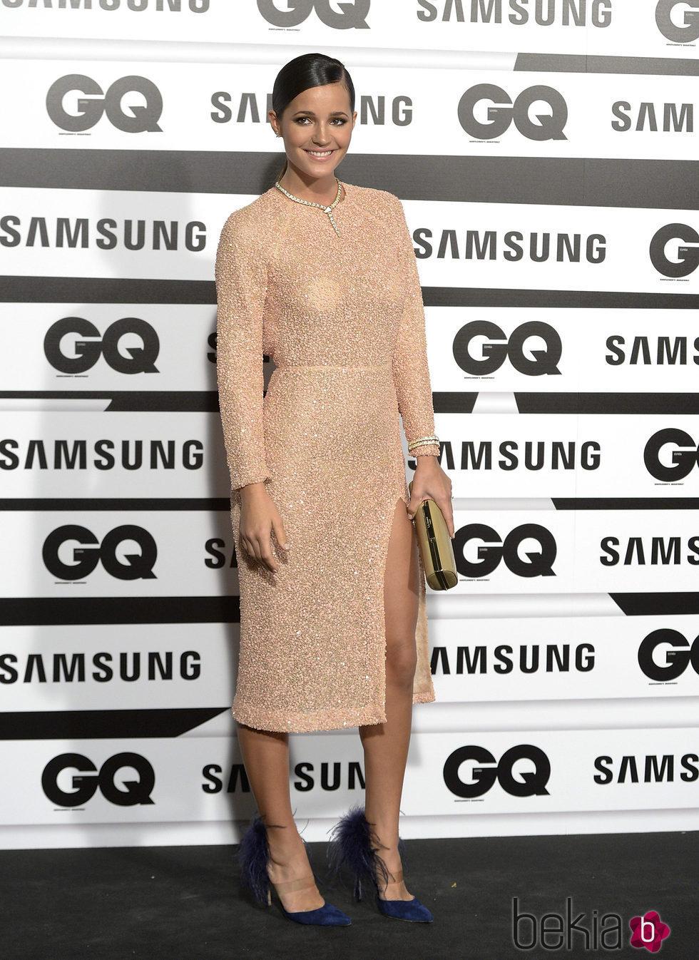 Malena Costa en los Premios GQ Hombres del Año 2015