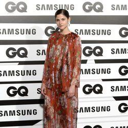 Alba Galocha en los Premios GQ Hombres del Año 2015