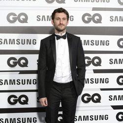 Raúl Arévalo en los Premios GQ Hombres del Año 2015