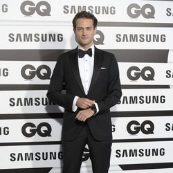 Peter Vives en los Premios GQ Hombres del Año 2015