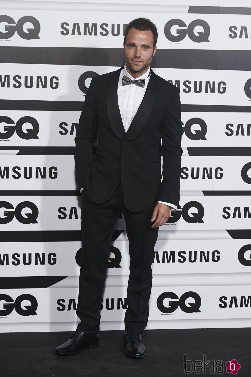 Carles Francino en los Premios GQ Hombres del Año 2015