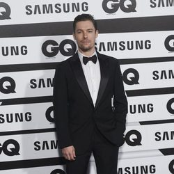 Jan Cornet en los Premios GQ Hombres del Año 2015