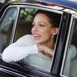 Eva González muy feliz tras su boda con Cayetano Rivera