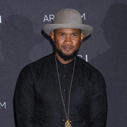 Usher en la Gala LACMA 2015