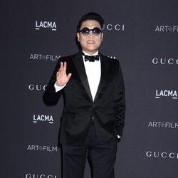 PSY en la Gala LACMA 2015