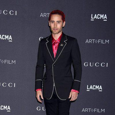 Jared Leto en la Gala LACMA 2015