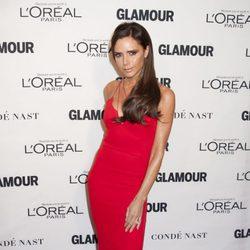 Victoria Beckham en los premios Glamour Mujer del Año 2015