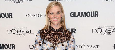 Reese Whiterspoon en los premios Glamour Mujer del Año 2015