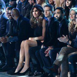 Caitlyn Jenner en el front row  del Victoria's Secret Fashion Show 2015