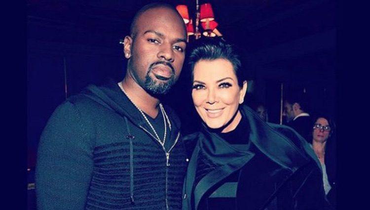 Kris Jenner felicita a su novio Corey Gamble por su cumpleaños