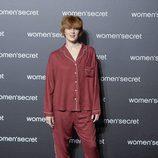Bimba Bosé a su llegada al desfile de la colección 'Limited Edition' de Women'secret