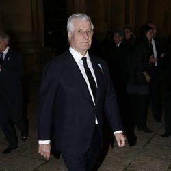 El Duque de Alba en el funeral del Infante Carlos