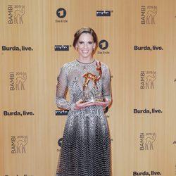 Hilary Swank en los Premios Bambi 2015