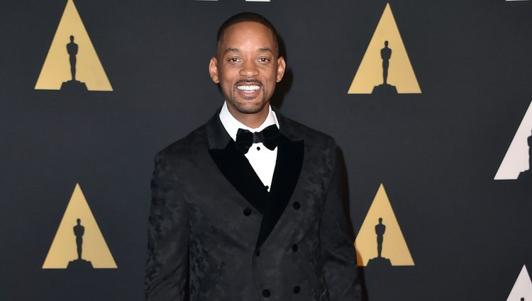 Will Smith en los Governors Awards 2015