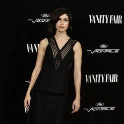Nerea Barros en la gala Personaje del Año 2015 de la revista Vanity Fair