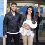 Sergio Ramos y Pilar Rubio presentan a su segundo hijo Marco