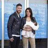 Sergio Ramos y Pilar Rubio presentan a su hijo Marco