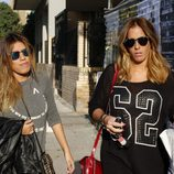 Chabelita y Anabel Pantoja pasean por Sevilla