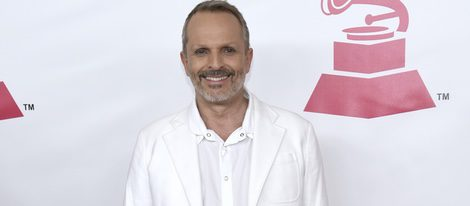 Miguel Bosé en la gala Persona del Año 2015