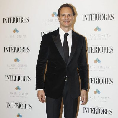 Javier Cárdenas en los premios de la revista Interiores 2015