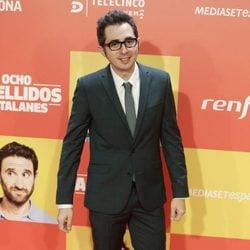 Berto Romero en la premiere en Madrid de 'Ocho Apellidos Catalanes'