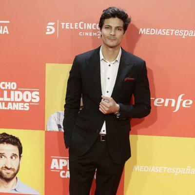 Javier de Miguel en la premiere en Madrid de 'Ocho Apellidos Catalanes'