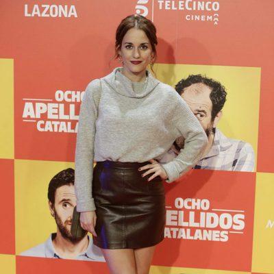 Silvia Alonso en la premiere en Madrid de 'Ocho Apellidos Catalanes