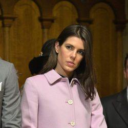 Carlota Casiraghi en el Día Nacional de Mónaco 2015